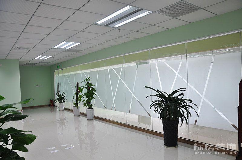 一品轩总部办公室和厂房装修4