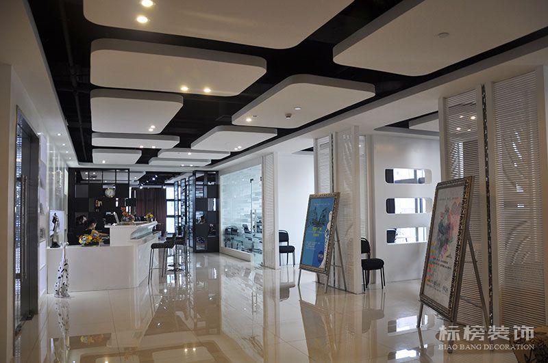 京基100大厦深圳甜蜜王国婚庆公司办公室装修3