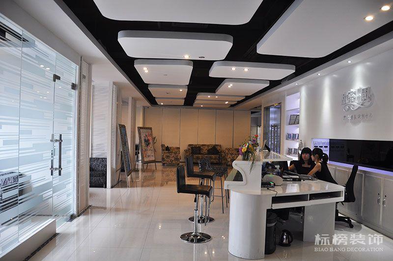 京基100大厦深圳甜蜜王国婚庆公司办公室装修5