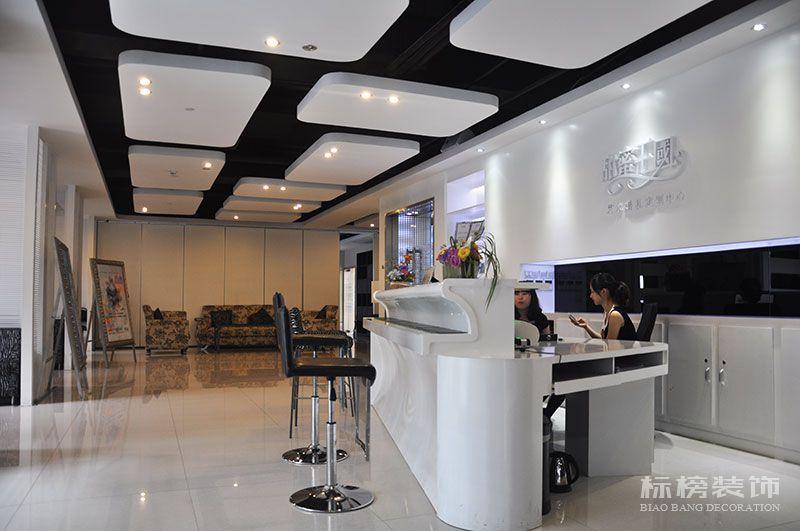 京基100大厦深圳甜蜜王国婚庆公司办公室装修8