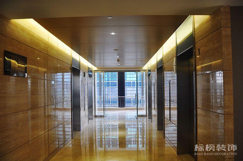 京基100大厦深圳甜蜜王国婚庆公司办公室装修9