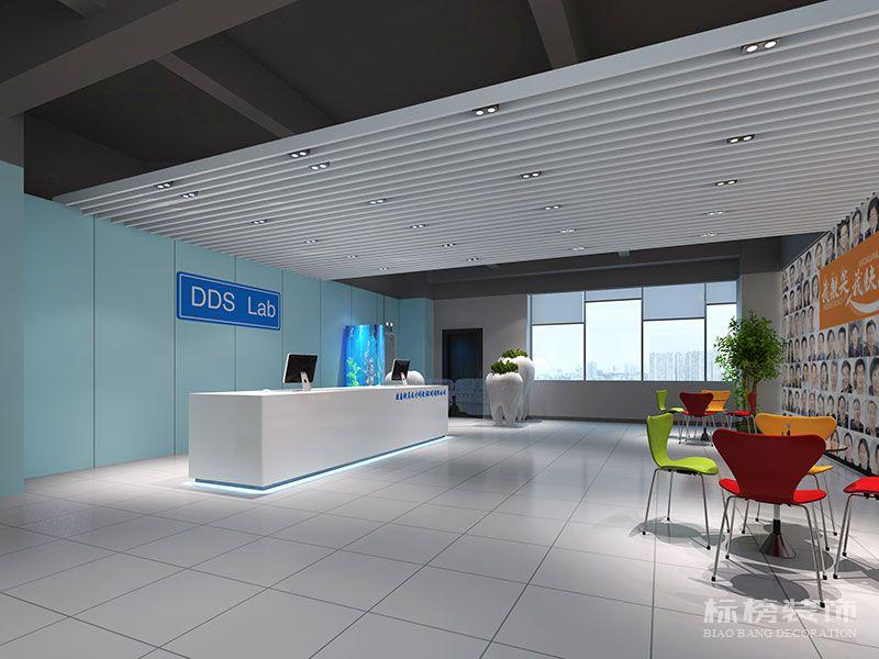 康泰健美医疗科技(深圳)有限公司办公室和厂房装修1