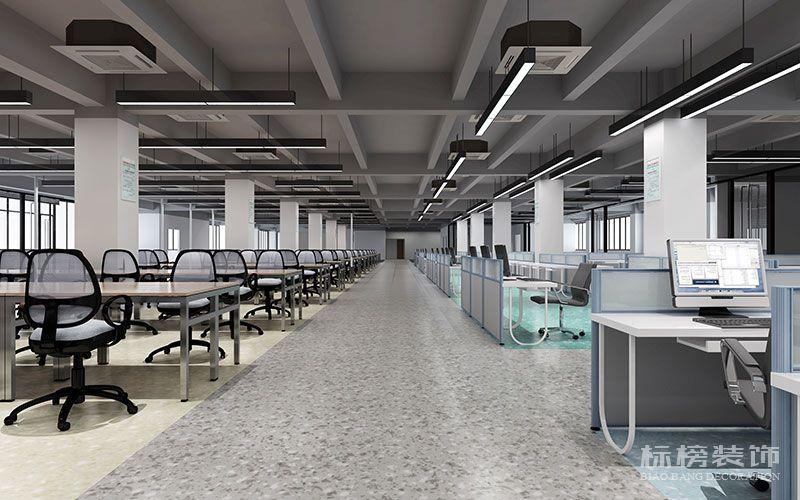 康泰健美医疗科技(深圳)有限公司办公室和厂房装修3