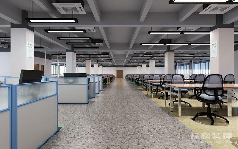 康泰健美医疗科技(深圳)有限公司办公室和厂房装修4