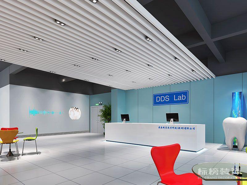 康泰健美医疗科技(深圳)有限公司办公室和厂房装修7