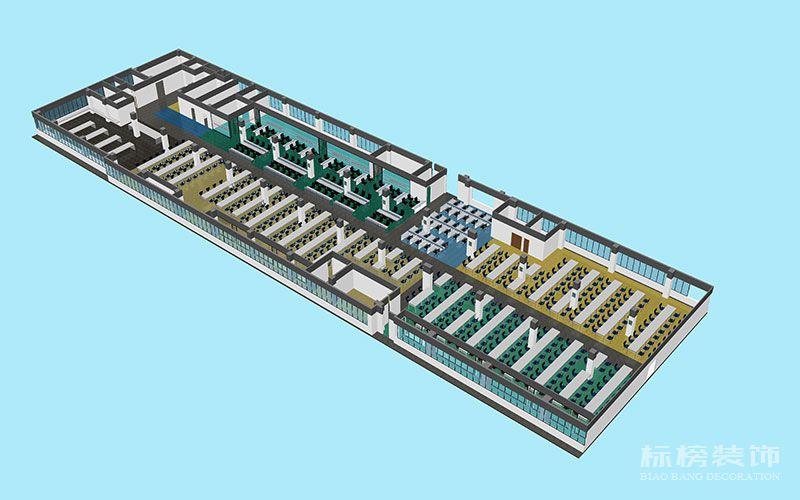 康泰健美医疗科技(深圳)有限公司办公室和厂房装修12