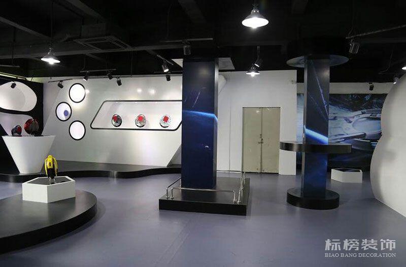 圣奇仕展厅设计设计装修1