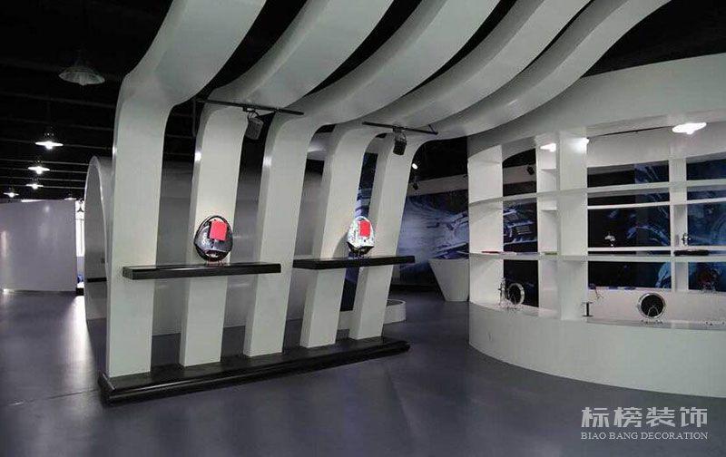 圣奇仕展厅设计设计装修2