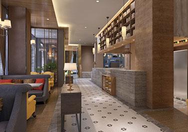 轩宇中式餐厅装修