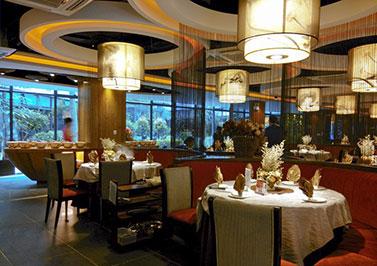 川德火锅餐厅装修设计