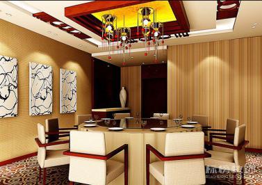 多福肥牛火锅餐厅设计装修