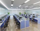 办公室卡位_深圳室内装修公司